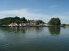 Ein malerisches Fischerdorf: Kamminke am Stettiner Haff
