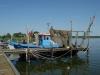 Hafen von Kamminke im Usedomer Achterland