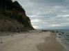 Strandwanderung an der Steilküste zwischen Wisełka (Neuendorf) und Międzyzdroje (Misdroy)