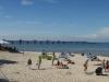 Strand in Międzyzdroje (Misdroy)