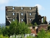 Ruinen auf der Speicherinsel
