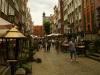 Die schönste Straße Danzigs: die Frauengasse