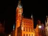 Rechtstädtisches Rathaus bei Nacht