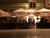 Straßencafé am Hauptmarkt