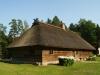 Holzhaus im Ethnographischen Freilichtmuseum