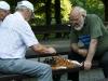 Schachspieler im Wöhrmannschen Park