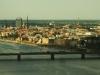 Panoramablick über Riga vom Fernsehturm