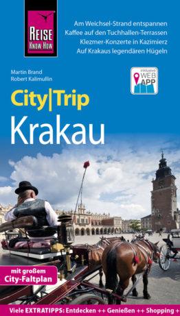 Cover CityTrip Krakau