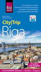 Cover CityTrip Riga