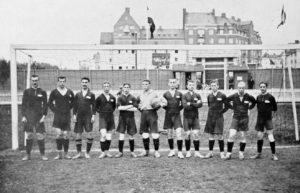 Olympiamannschaft Russland 1912