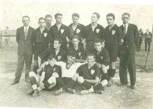 Sportgemeinschaft Ukraina L'viv im Jahr 1929